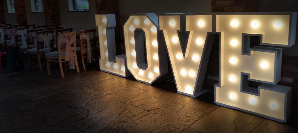 illuminated love letters impressive events With illuminated love letters